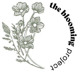 logo thebloomingproject